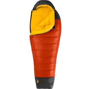 The North Face Gold Kazoo Sleeping Bag: 30 Degree Down