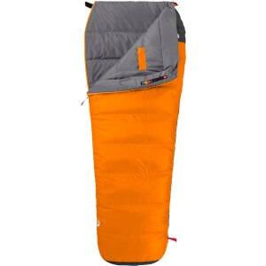 The North Face Basalt Sleeping Bag: 40 Degree Down