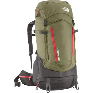 The North Face Terra 65 Backpack - 3950cu in