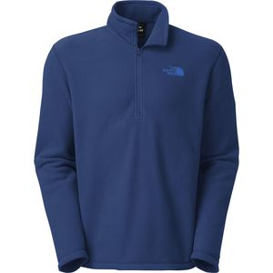The North Face TKA 100 Glacier Fleece Pullover - 1/4-Zip - Men's
