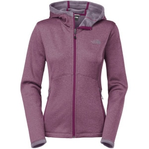 The North Face Agave Hooded Fleece Jacket - Women's