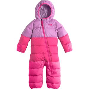 The North Face Lil' Snuggler Down Suit - Infant Girls'