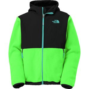 The North Face Denali Hooded Fleece Jacket - Boys'