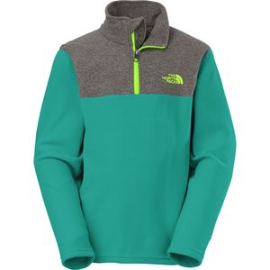 The North Face Glacier 1/4-Zip Fleece Pullover - Boys'