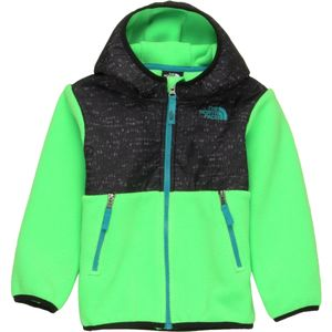 The North Face Denali Hooded Fleece Jacket - Toddler Boys'