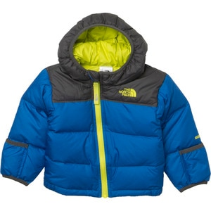 The North Face Nuptse Hooded Down Jacket - Infant Boys'