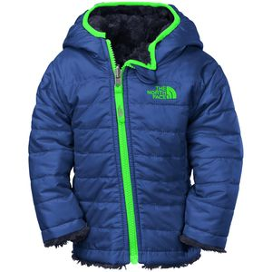 The North Face Reversible Mossbud Swirl Hooded Jacket - Infant Boys'