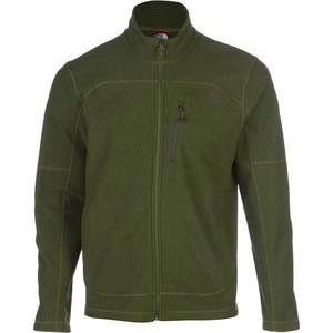 The North Face Texture Cap Rock Fleece Jacket - Men's