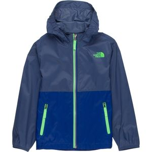 The North Face Flurry Wind Hooded Softshell Jacket - Boys'