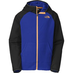 The North Face Glacier Track Full-Zip Hoodie - Boys'