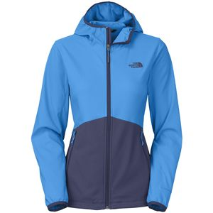The North Face Nimble Hooded Softshell Jacket - Women's