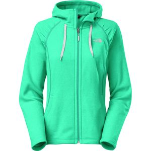 The North Face Mezzaluna Hooded Fleece Jacket - Women's