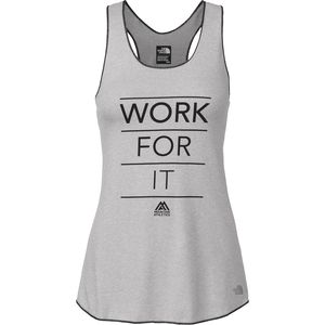 The North Face Play Hard Graphic Tank Top - Women's