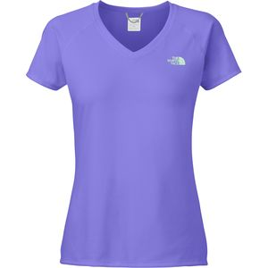 The North Face Reaxion Amp V-Neck T-Shirt - Short-Sleeve - Women's