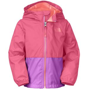 The North Face Flurry Wind Hooded Jacket - Toddler Girls'