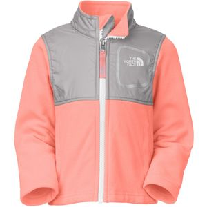The North Face Glacier Track Fleece Jacket - Toddler Girls'