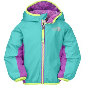 The North Face Grizzly Peak Reversible Wind Jacket - Infant Girls'