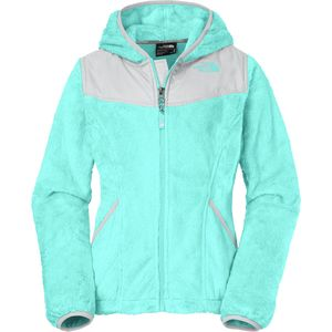 The North Face Oso Hooded Fleece Jacket - Girls'