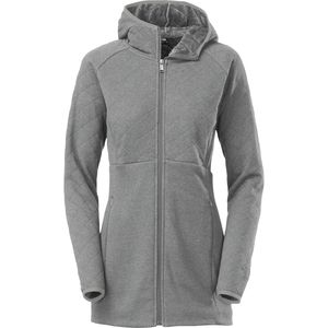 The North Face Hooded Caroluna Fleece Jacket - Women's