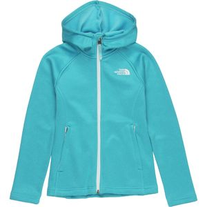 The North Face HW Agave Full-Zip Hoodie - Girls'