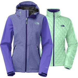 Women's 3-in-1 Ski Jackets - Insulation & Shell | Backcountry.com
