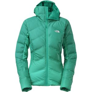 The North Face Fuseform Dot Matrix Hooded Down Jacket - Women's