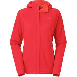 The North Face Maddie Raschel Hooded Softshell Jacket - Women's