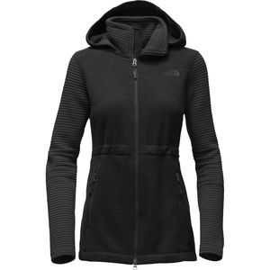 The North Face Indi Hooded Fleece Jacket - Women's