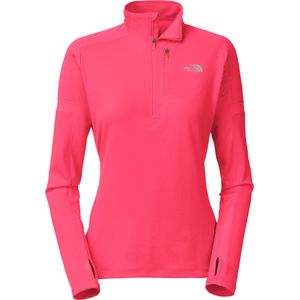 The North Face Impulse Active 1/4-Zip Shirt - Long-Sleeve - Women's
