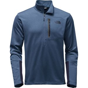 The North Face Canyonlands Fleece Pullover Jacket - 1/2-Zip - Men's