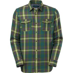 The North Face Hayes Flannel Shirt - Long-Sleeve - Men's