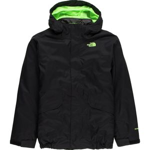 Boundary Hooded Triclimate Jacket - Boys