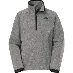 The North Face Canyonlands 1/4-Zip Fleece Jacket - Boys'