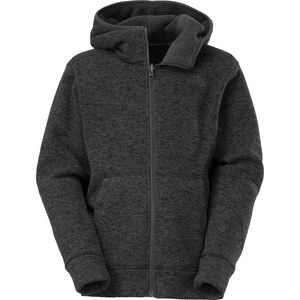 The North Face Mayar Sweater Fleece Hooded Jacket - Boys'