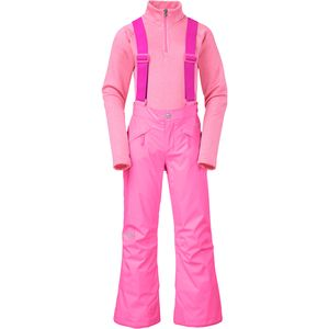 The North Face Snowquest Suspender Pant - Girls'