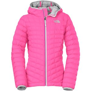 The North Face Thermoball Insulated Hooded Jacket - Girls'