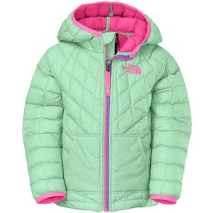 The North Face Thermoball Insulated Hooded Jacket - Toddler Girls'