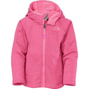 The North Face HW Agave Fleece Hooded Jacket - Toddler Girls'
