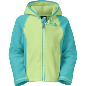 The North Face Glacier Fleece Hooded Jacket - Toddler Girls'