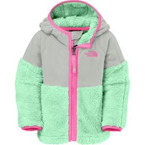 The North Face Chimborazo Hooded Fleece Jacket - Infant Girls'