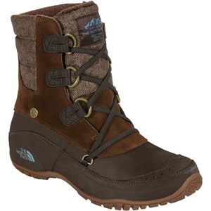 The North Face Nuptse Purna Shorty Boot - Women's