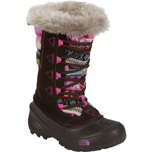 The North Face Shellista Lace Novelty II Boot - Girls'