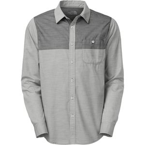 The North Face Block Me Shirt - Long-Sleeve - Men's