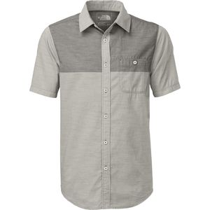 The North Face Block Me Shirt - Short-Sleeve - Men's