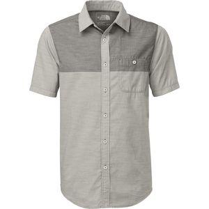The North Face Block Me Shirt - Short-Sleeve - Men's