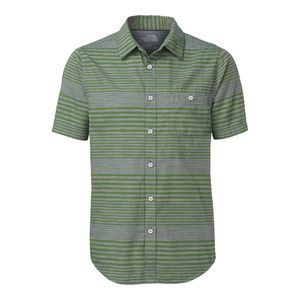 The North Face Engine Stripe Shirt - Short-Sleeve - Men's