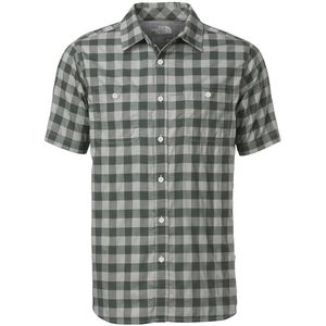 The North Face Marled Gingham Shirt - Short-Sleeve - Men's