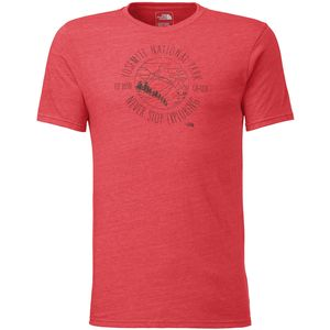 The North Face Yosemite NP Tri-Blend T-Shirt - Short-Sleeve - Men's
