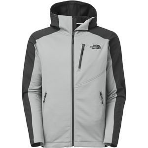 The North Face Tenacious Hybrid Hooded Fleece Jacket - Men's