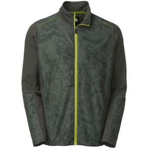 The North Face Ampere Fleece Jacket - Men's
